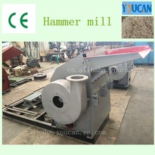 China supplier hammer mill with dust collector