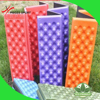 heat insulation waterproof outdoor foam mat Foldable foam camping mat/ seat cushion