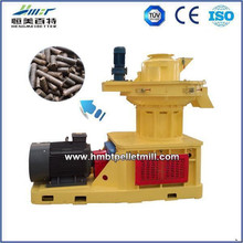 SGS audited ring die diesel drive pellet machine large capacity made in China