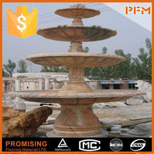 natural well polished beautiful decorative beautiful hand carved stone birdbath fountain