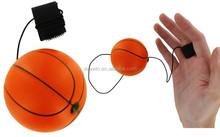 gift PU foam basketball yoyo ball stress ball