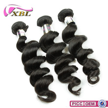 Fantasy Top Selling 8A Grade Chemical Free Wavy Machine Weft Remy Human Hair Virgin Indian