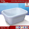 acrylic beauty baby/adult bathtub, mini bathtub for small space, china product bathtub sale