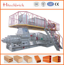 big capacity vacuum extruder fully automatic brick making machine whole plant supplier