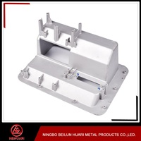 Professional mould design factory directly aluminium gravity die casting process