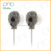 Wholesale Goods from China Manufacture OEM Fashion Bling Crystal Headphone