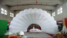 2015 white inflatable arch