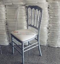 Silver Classic Napoleon Chair