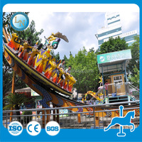 China Hot sale flying UFO amusement park rides for kids