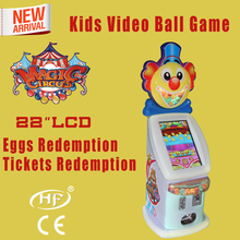 magic circus tickets redemption video ball game for the game center