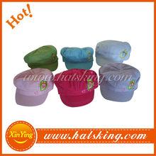 Nuevo diseño de diferentes tipos de sombreros y gorras para niños