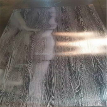 Aisi 201 Stainless Steel Tree Lines Plate