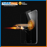 Double side,Factory supply & free sample 9H tempered glass screen protector for Apple iPhone 6