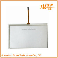 Top End Resistive 12 Inch Monitor Touch Screen For pfomotion