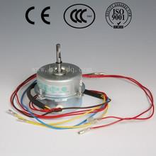 Monofásico totalmente fechado motor do ventilador para o congelamento secador de