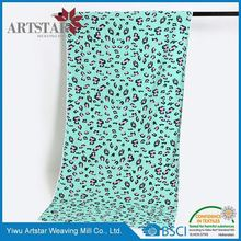 Factory Popular top quality custom logo compressed beach towels reasonable price