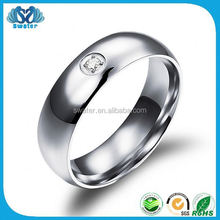316L Stainless Steel Jewelry Male Ring