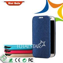 Wallet Funda de Cuero para Samsung Galaxy S4 i9500 I9505 caso de cáscara