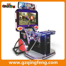 Qingfeng Video slot game! WW-QF208 Amusement arcade game console cabinet