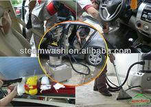 eco-friendly waterless car engine facial interior high pressure steam drain cleaner machine