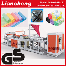 Liancheng New plastic bag manufacturing machine/nylon bag making machines/machine make garbage plastic bags