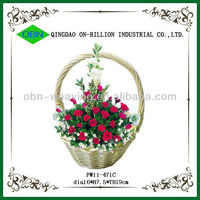 Small handicraft cheap decorative baskets