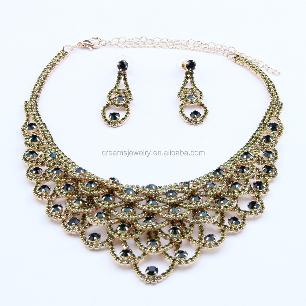 Costume jewelry necklace fashion jewelry earrings necklace product on