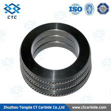 Brand new solid carbide ribbing roller for sold rib wire
