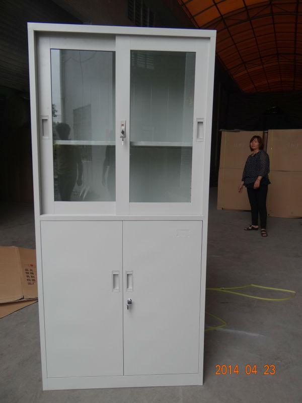 Glass Folding Door Liquor Cabinetsliding Door Cabinetbookcase With