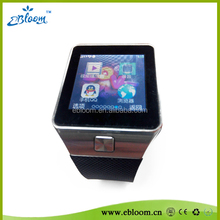 High quality touch screen B-22 waterproof wrist watch mobile phone with sim card SD card