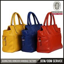 2015 Fashion Cheap Genuine Leather Handbag