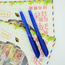 Factory wholesale blue Erasable gel pen, Erasable Gel Ink Pen