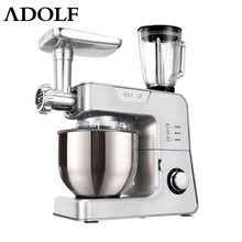 Bakery equipment automatic 8kg dough mixer hand mixer red milk frother