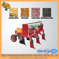 New design agricultural automatic no till corn seeder planter