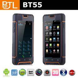 Cruiser BT55 c464 quad core 1.3ghz IP67 shockproof Rugged sport car mobile phone
