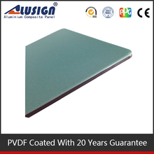 Thick aluminum insulated roofing sheets exterior metal wall panels