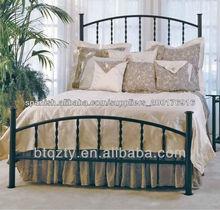 cama de hierro forjado barato para la venta