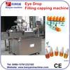 Shanghai Ce auto electronic Eye drop filling line e-liquid filling machine