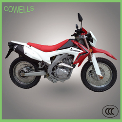 200CC High Speed Gas Powered Automatic Motorcycle For Sale