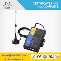 Serial port Modem wireless GSM/GPRS modem with sim card slot & RS232/RS485 interface F1103 for SMS Alarm application