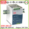 Meanwell SDR-480P-24 480w switching power supply 24v