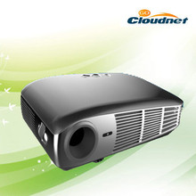 Business & Education,Home Theater digital projector WXGA 1280x800 LED DLP projector 1000M Ethernet HDMI Optical 5Ghz Dual WIFI