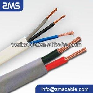 البلاستيكية المرنة سلك كهربائي h05v-k، 1. 5mm 2, 2. 5mm2