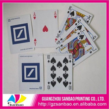 2015 fashionable custom pvc playing card,pvc playing card