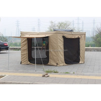 Outdoor tent camper/trailer awning tent 3x3 pop up tent