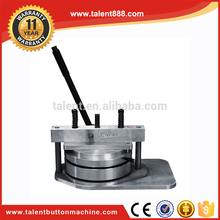 2015 Made In China High Quality make photo stand Mechanical Button Making Machine