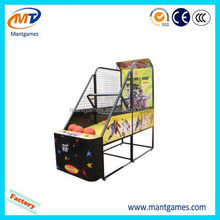 Popular Street basketball machine/stylish street hoop basketball machine for sale