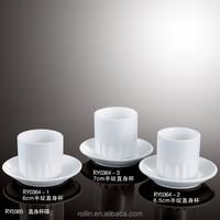 Unbreakable 100ml hot sale tea cup