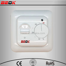 Most convenience floor heating dial setting room thermostat
