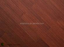 Bamboo Culture Originated from China Cherry Wood Color China Lucky Bamboo Floor with Wire Brushed-KE-V02041